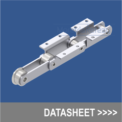 Conveyor chains - attachments